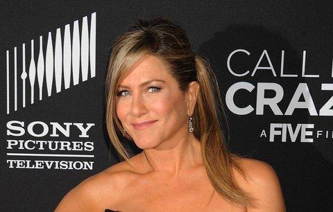 Přiznání herečky Jennifer Aniston: Myslela jsem, že jsem hloupá!