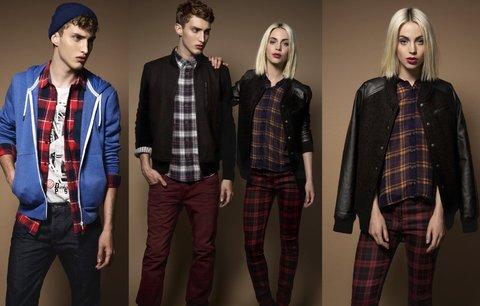 Skoti inspirují módní svět: Tartanový vzor ovládne podzim i zimu