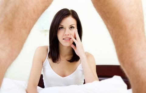 Na tohle myslí ženy, když vidí nový penis