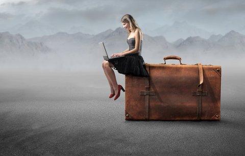 Luxusní cestování: Zavazadla Calvin Klein za skvělou cenu
