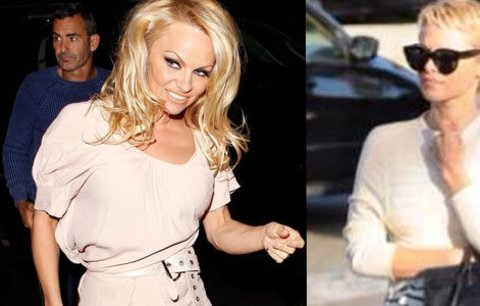 Pamela Anderson shodila vlasy! Ze sexbomby je kluk