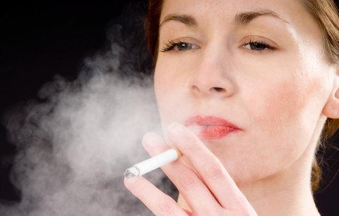 Závislost na kouření je vážná nemoc