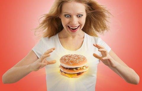Za vaše kila navíc mohou falešné chutě. Odhalte je a zhubněte!