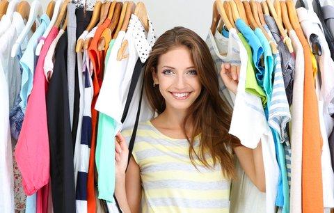 Vyházejte ze skříně staré oblečení! Ulevi se vám