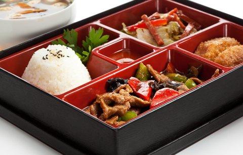 Obědy do krabičky, které mají styl! Evropu uchvátilo japonské bento
