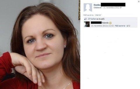 Zakázaná láska Dany se žákem (12): Zamilované vzkazy na facebooku