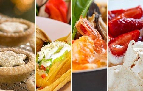 Stědrovečerní menu ve světě: Co jedí v Německu, Francii, Peru nebo Austrálii?