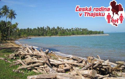Česká rodina v Thajsku: Kambodža část 1.