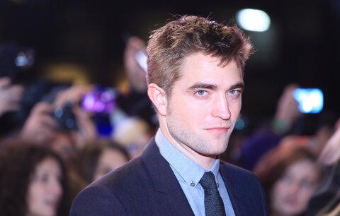 Robert Pattinson šokuje: Nemyju si vlasy a neuklízím!