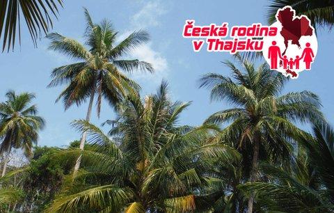 Česká rodina v Thajsku: Klidný nervák na letišti