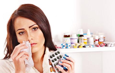 Coldrex a spol.: Má smysl za drahé léky utrácet?