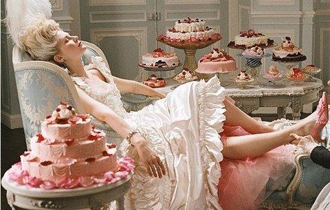 Dieta podle Marie Antoinetty: Koláče, kachna a žádný sport!