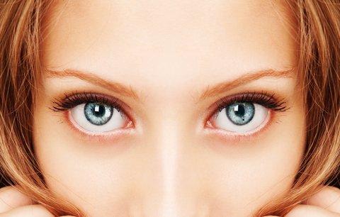 7 zajímavostí o lidském oku: Mrkneme 20x za minutu a oheň vidíme na 27 kilometrů