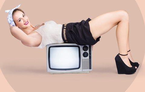 8 tipů jak zhubnout i při sledování televize