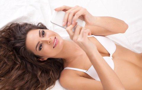 Stydíte se masturbovat? Mobilní aplikace vám ukáže, jak na to!