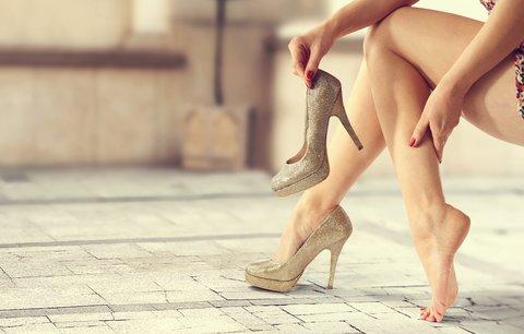 5 největších problémů s botami: Víme, jak na ně!