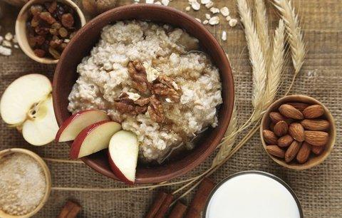Top 7 snídaní, po kterých zaručeně zhubnete!