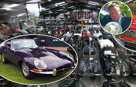 Svérázný sběratel: Vyprodávám garáž! Zn.: Za 3,4 miliardy Kč