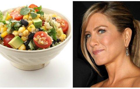 Quinoa! Dietní tajemství celebrit. Sází na ní i Jennifer Aniston!