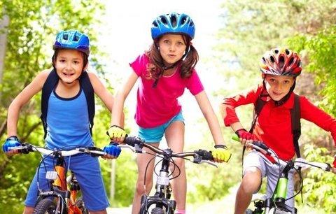 Naučte dítě jezdit na kole: 6 rad, jak na to!