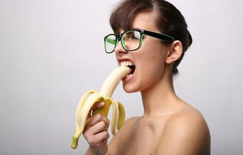 Překvapivé zjištění vědců: nezralé banány brání rakovině, voda bolesti