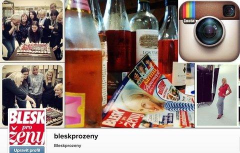 Nahlédněte do zákulisí redakce: Sledujte náš Instagram