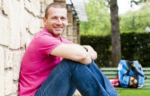 Dietolog Petr Havlíček miluje tatarák a kouří!