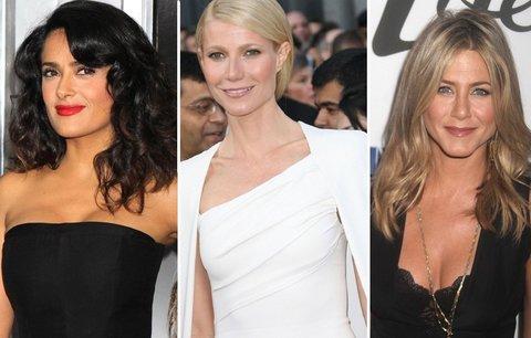 Odpůrkyně botoxu: Nesnáší ho Jennifer Aniston i Gwyneth Paltrow!