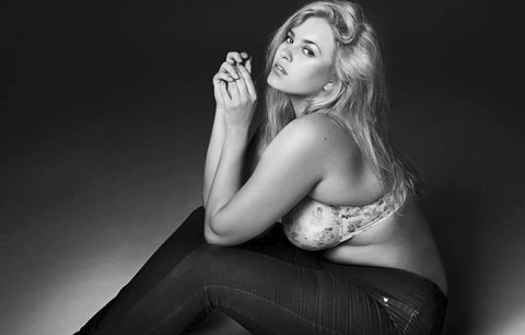XL modelka Bára Bartáková: Připadala jsem si tlustá, teď mám své tělo ráda!