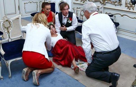 Dnešní Svatby v Benátkách: Nevěsta porodí během obřadu!