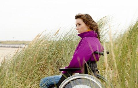Spolužačka zachránila Miladu před invalidním vozíkem