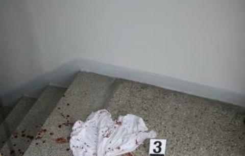 Ženu z Prostějova našli v kaluži krve: Bodla se jedenáctkrát sama?