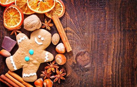 Cukroví: Má smysl nahradit mouku a cukr tmavými variantami?