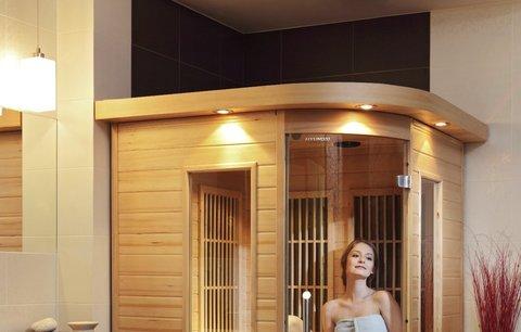 Pořiďte si domů saunu a relaxujte v pohodlí svého domova!