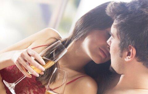 Magická silvestrovská noc: Prožijte nejlepší sex!