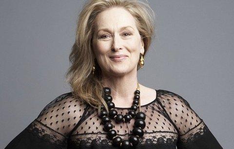 Meryl Streep vypadá v novém filmu nejméně o 20 let mladší!