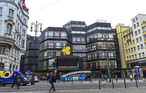 OC Kotva změnilo majitele: Koupila ho společnost miliardáře Skaly za 2,2 miliardy