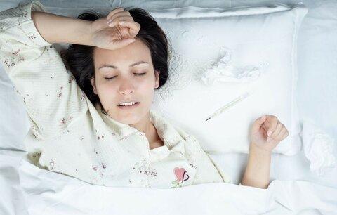 Pozor, chřipka má letos jiné příznaky než obvykle! Podle čeho ji poznáte?