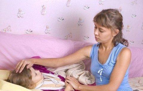Tragédie v Chomutově: Na chřipku umřela 4letá holčička!