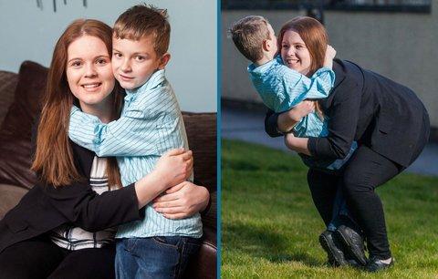 Dívka na 2 roky ztratila paměť, vzpomínky jí vrátila až bratrova pusa a objetí