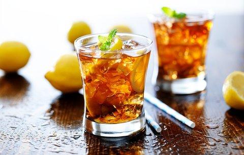 Připravte si domácí ledový čaj! Zdravý a chutnější než z obchodu