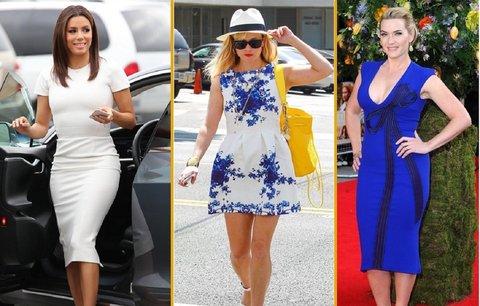 Šaty jako celebrita? Žádný problém! A jde to i levně