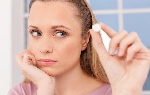 7 překvapivých potíží, které vás čekají, když vysadíte hormonální antikoncepci