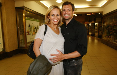 Těhulka Absolonová: Nečekané rozhodnutí krátce před porodem!