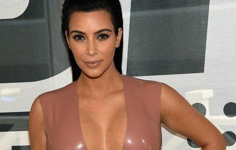 Kim Kardashian je podruhé těhotná! Musela využít umělé oplodnění
