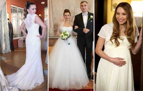 Svatba Světlany v Ulici se blíží. Připomeňte si nejkrásnější seriálové svatební šaty