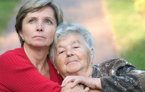 Čtenářka Milena: Péče o matku s alzheimerem mi málem zničila rodinu