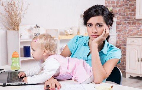Jak správně skloubit rodinu a zaměstnání
