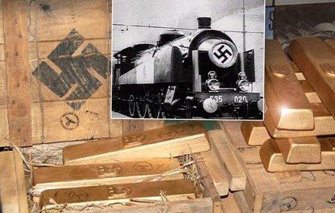 Nacistický poklad u českých hranic: Dva hledači pokladů tvrdí, že objevili senzaci