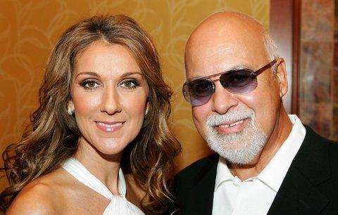 Céline Dion v slzách: Zemřel její milovaný manžel René (†73), prohrál boj s rakovinou